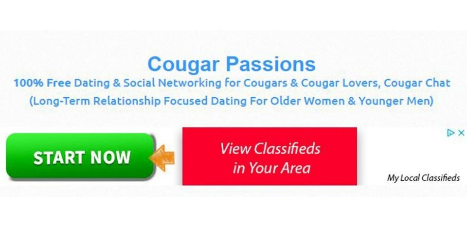 Homepage for Cougarpassions.com