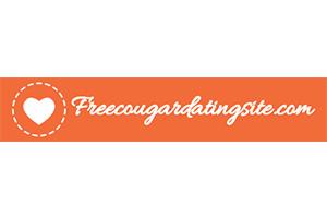 Free Cougar Dating Site logo