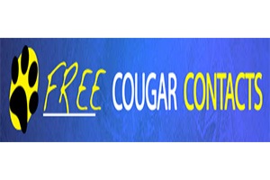 Free Cougar Contacts Logo
