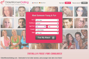 Can you meet older women on OlderWomenDating.com?