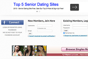 Cougarpassions.com Homepage Adds