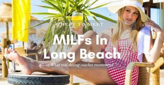 A sexy Long Beach MILF enjoying the sun