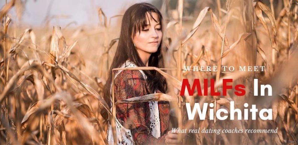 A young Wichita, KS MILF in a corn field