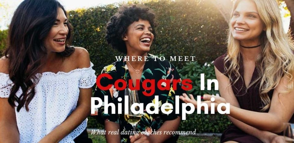 Where to meet fun-loving cougars in Philadelphia Pennsylvania