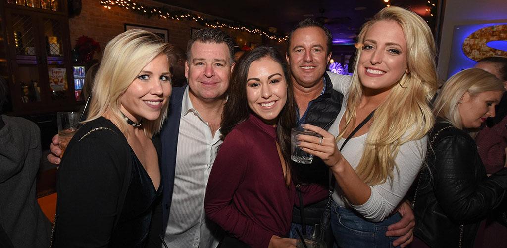Beautiful mature women meeting new people at Scene Ultra Lounge