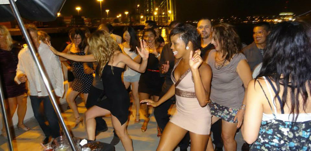 Ladies enjoying a class at Josie Neglia Dance Academy