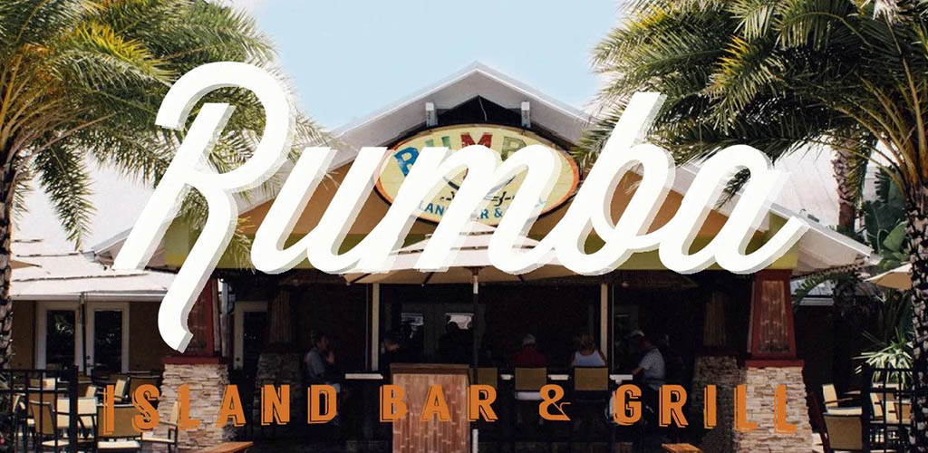 Kick back and relax with Tampa cougars at the Rumba Island Bar & Grill
