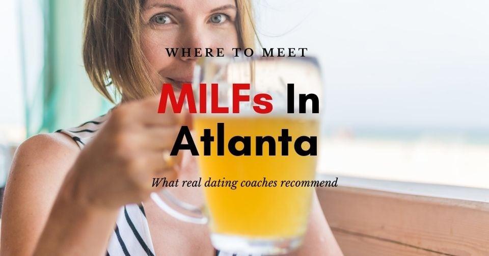 Atlanta MILF drinking wine