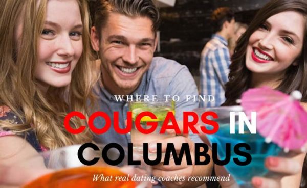 Columbus cougars partying at a club