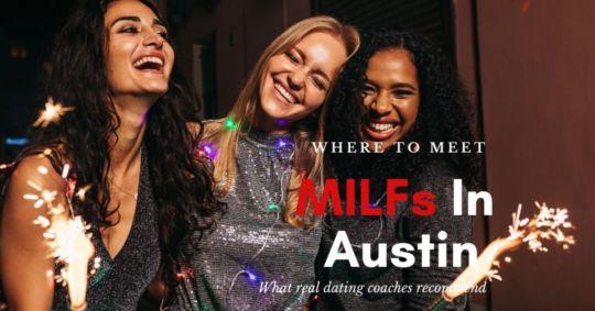 Austin MILFs having fun at a party