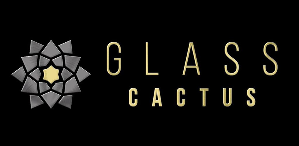 The sign of Glass Cactus