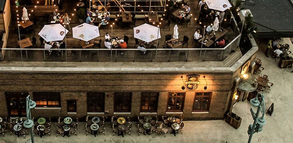 Slow brunch at Café Hollander