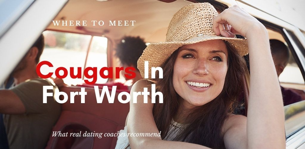 Cougars in Fort Worth Texas love to go on adventures