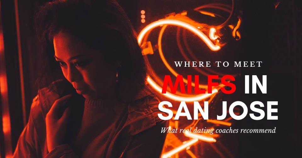 A San Jose MILF in a trendy club