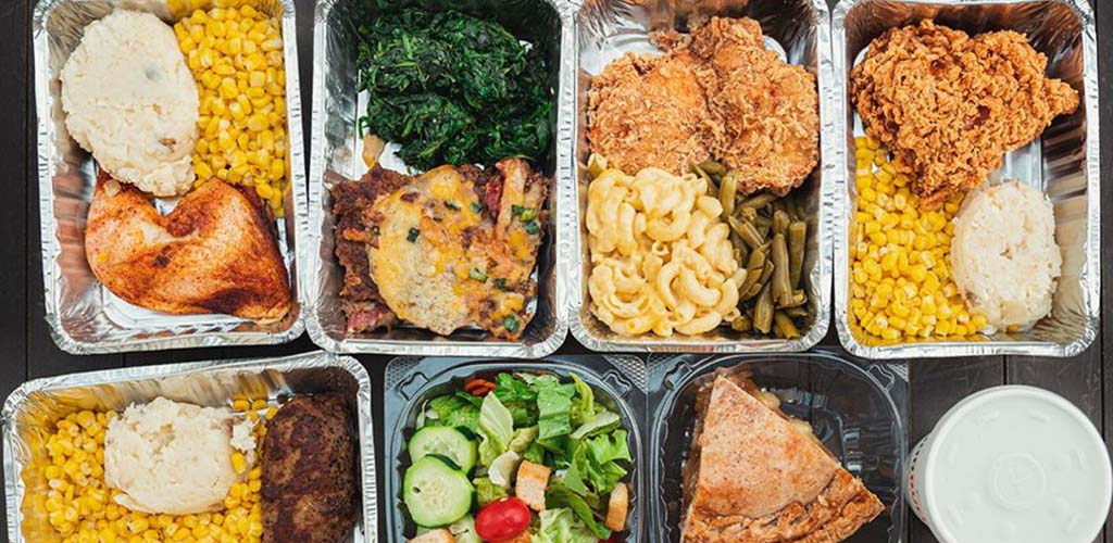 Luby's food options