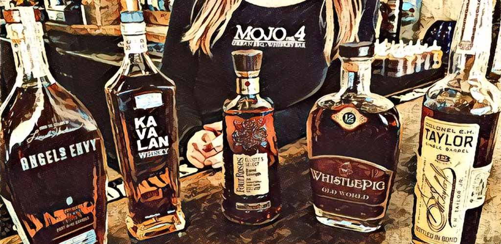 Get affordable drinks and party with Jacksonville cougars at Mojo No. 4