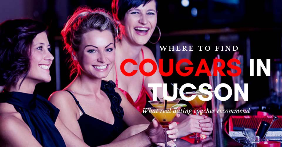 Tucson cougars at a club