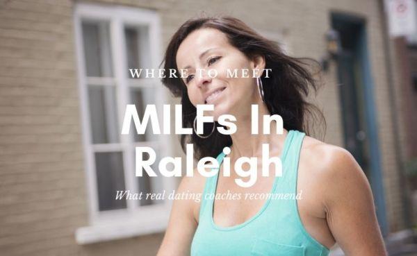 Beautiful Raleigh MILF walking down the street