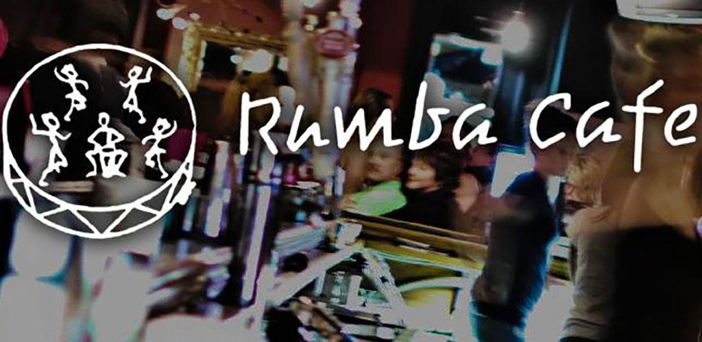 Rumba Café signage