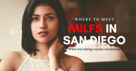 A MILF in San Diego waiting in a restaurant