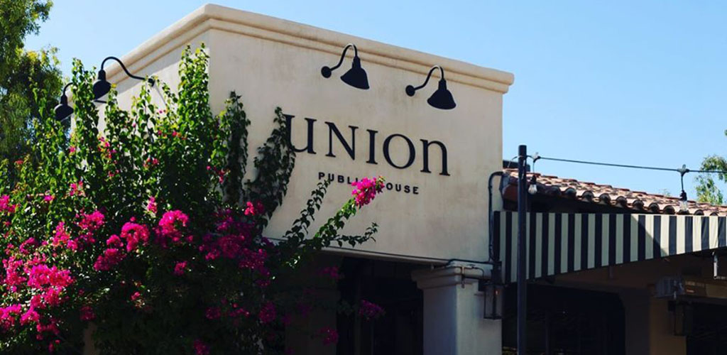 The classic architecture of Union Public House