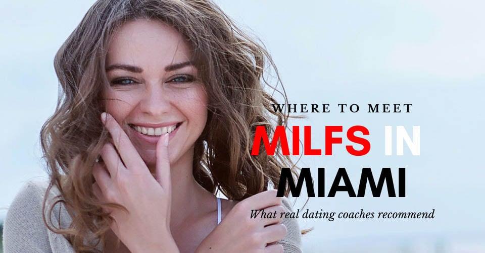 A Miami MILF at the beach