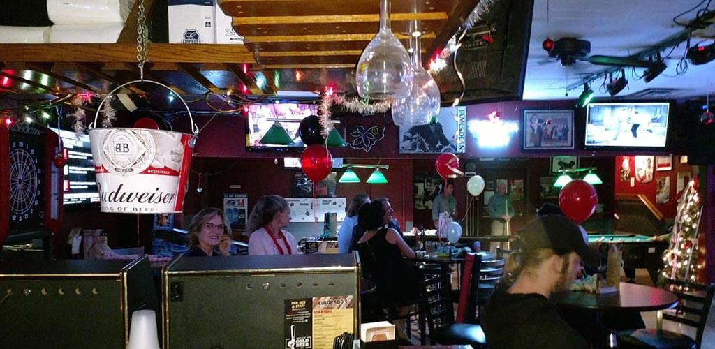Eldorado's Food & Spirits with some cougars in Columbus