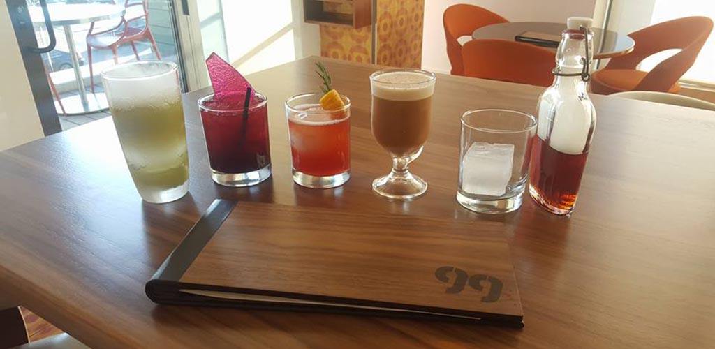 Cocktails from Plat99