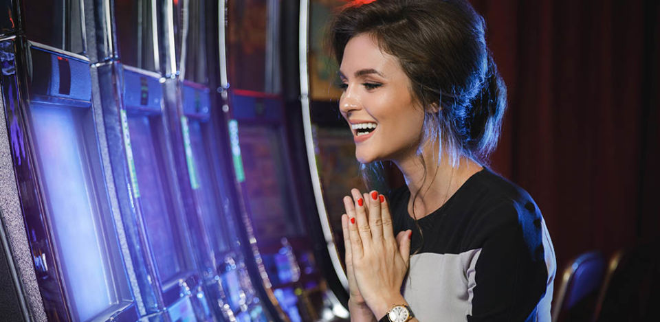 Las Vegas MILFs enjoy the adrenaline rush in casinos