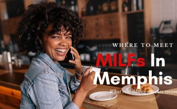 A beautiful Memphis MILF eating a croissant and having coffee