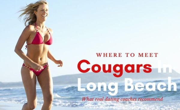 One of the single cougars in Long Beach