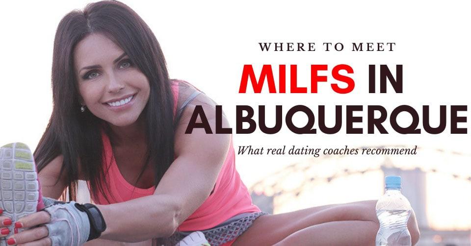 Albuquerque MILF exercising