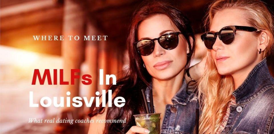 Louisville Kentucky MILFs love going to bars to meet new people