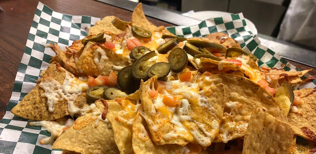 Nachos from Midtown Tavern and Lounge