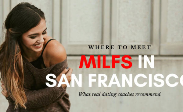 San Francisco MILF in a sweater