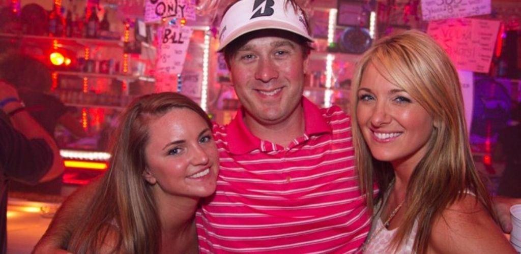 2 Memphis MILFs with their friend at Paula Raiford's Disco