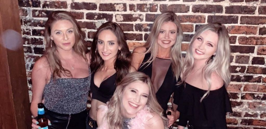 Jacksonville MILFs hanging out at Rouge Bar
