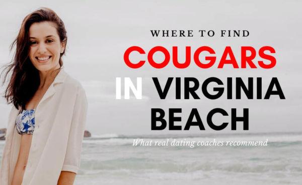 A cougar in Virginia Beach
