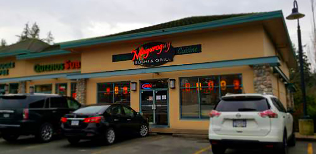 The exterior of Maguro Guy