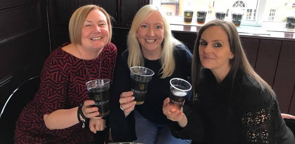 Older women at Imperial Bar