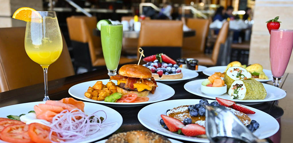 Look for variety of brunch options at The M Resort
