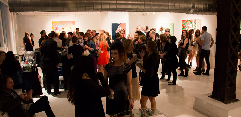 Meet cultured Nashville MILFs at the First Saturday Art Crawls