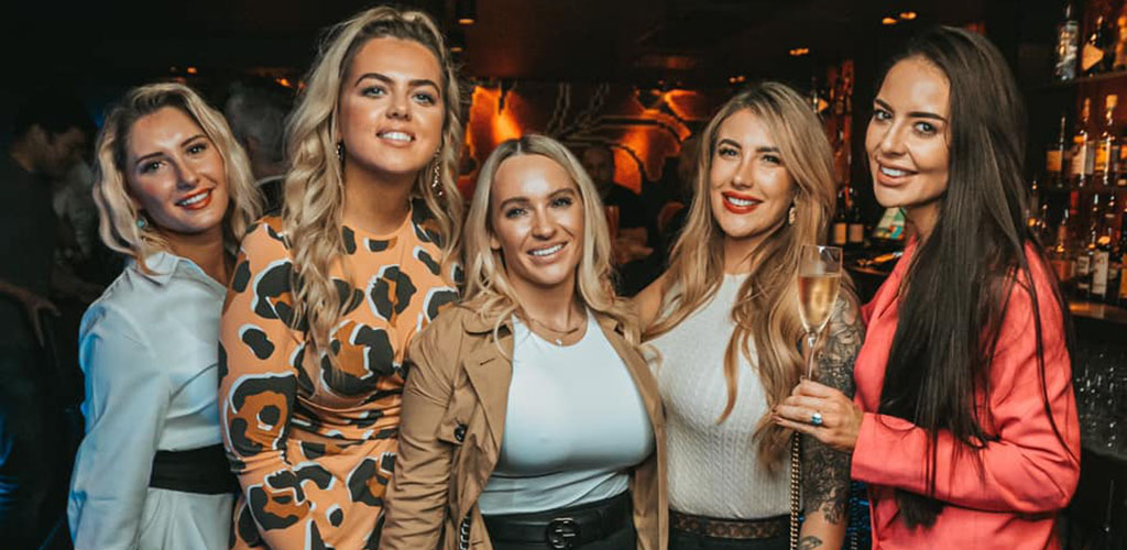 Cougars in Manchester on a night out at Panacea