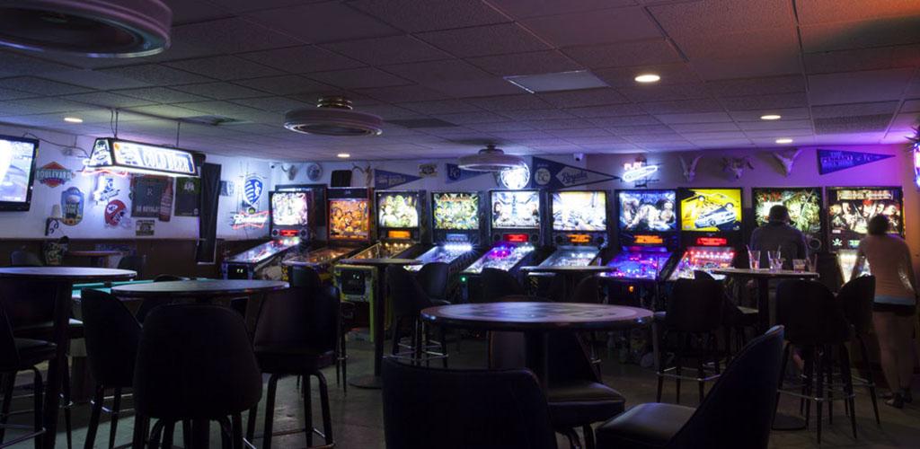 Arcades at 403 Club