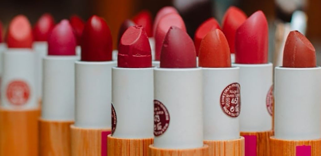 Organic lipsticks from Your Nuts