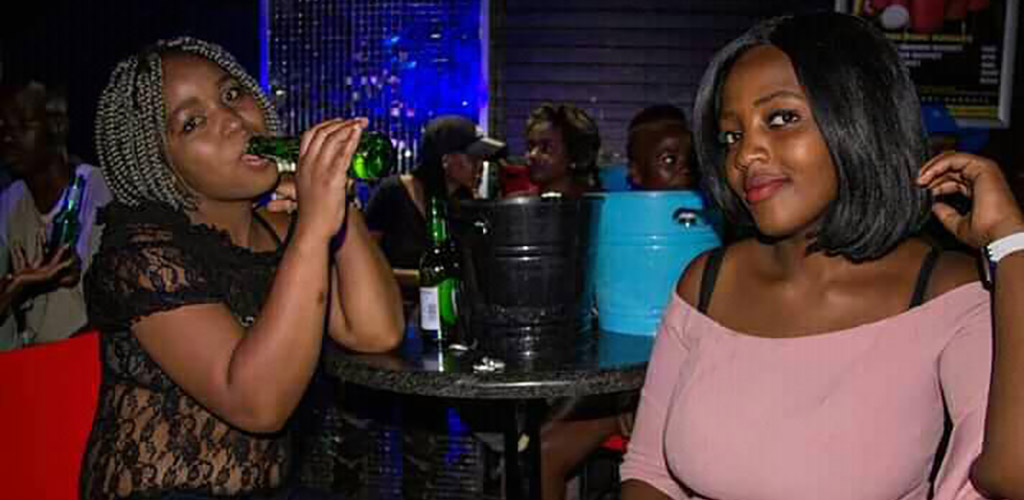 Cougars in Pretoria on a night out at Channel M