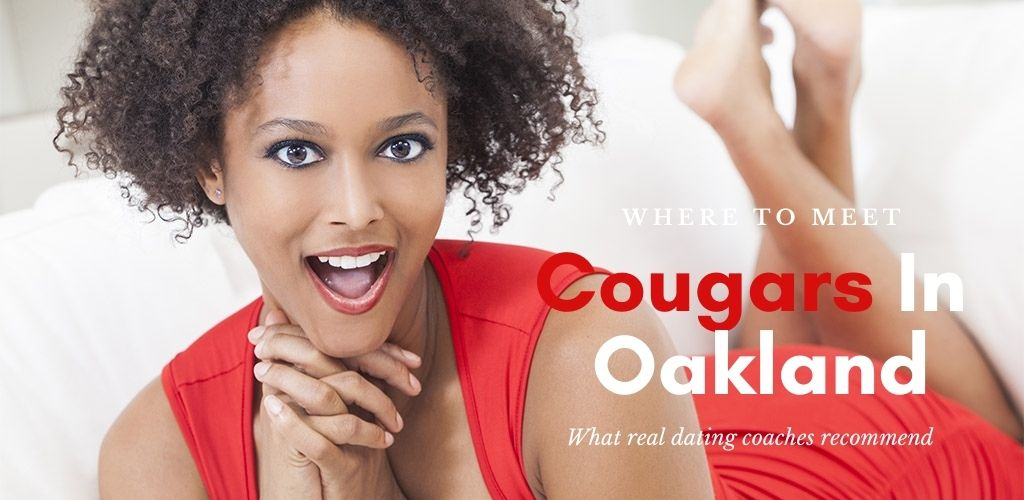 A fun and flirtatious cougar in Oakland on a couch