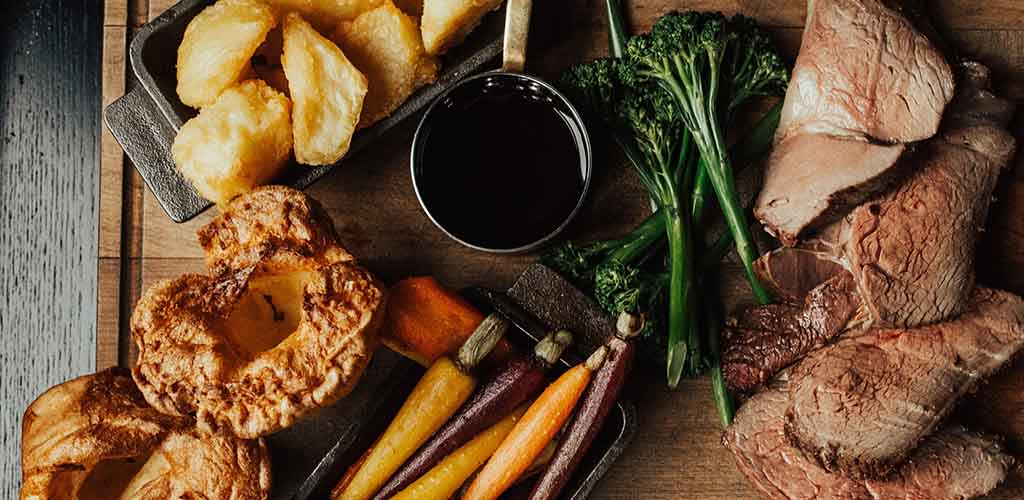 Steak and sides from Jervois Steakhouse