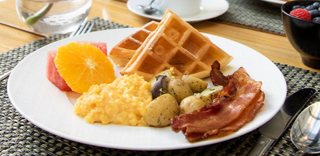 Breakfast at Maison Boulud