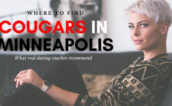 A hot Minneapolis cougar with short hair